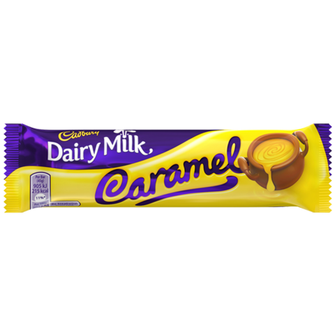 Cadbury Dairy Milk - Caramel (UK)