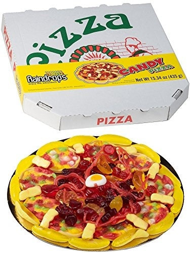 Giant Candy Pizza - 9.5