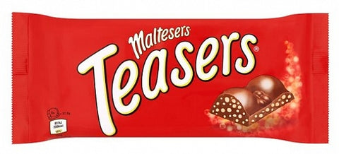 Maltesers Teasers Block  150g [UK]