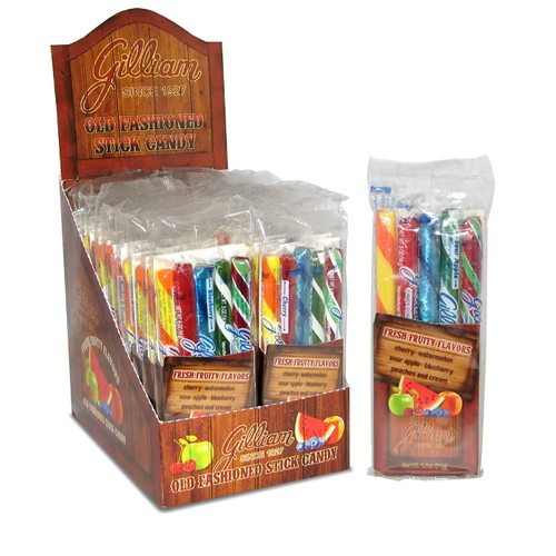 Gillam Old Fashion 5 pk Candy Stick