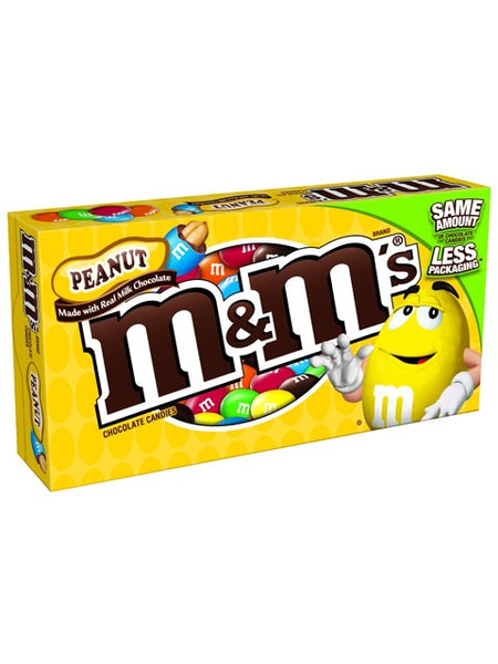 M&M Theater Box - Peanut  [87.9g]- US