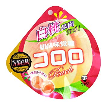 Cororo Gummy Candy - Peach (Japan)
