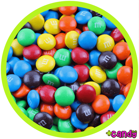 M&M's Peanut Butter [500g] - Plus Candy