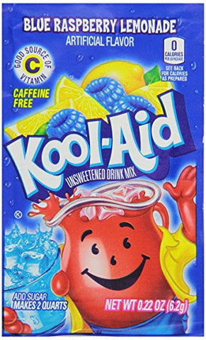 Kool Aid - Blue Raspberry Lemonade