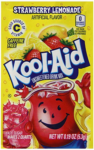 Kool Aid - Strawberry Lemonade