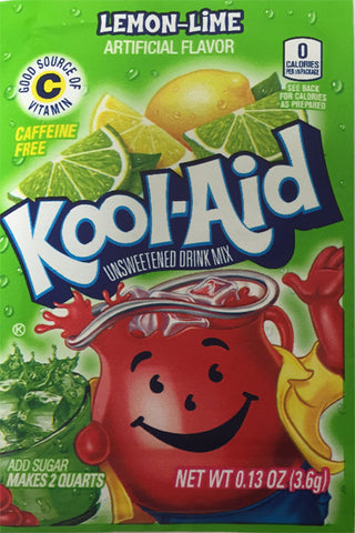 Kool Aid - Lemon Lime