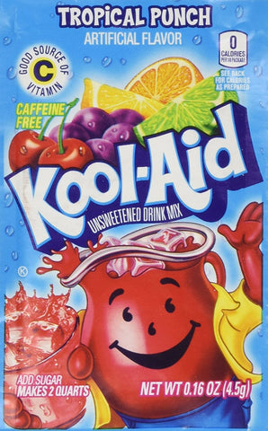 Kool Aid - Tropical Punch