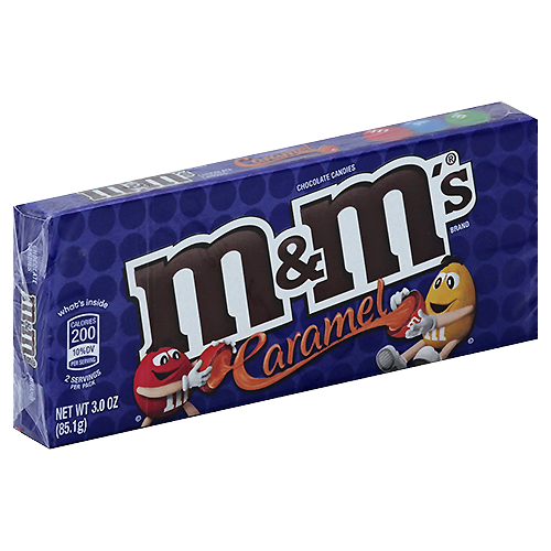 M&M's Theater Box - Caramel [85.1g]- US