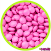 Milk Chocolate Gems Pink [500g]