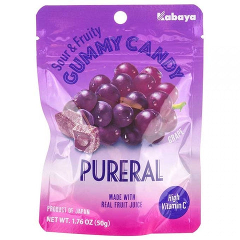 Gummy Grape Pureral