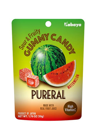 Gummy Watermelon Pureral