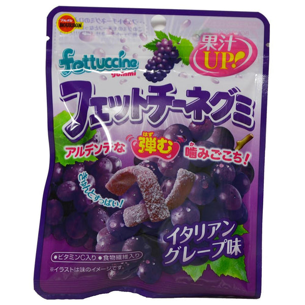 Gummy Fettuccine Italian Grape Bourbon