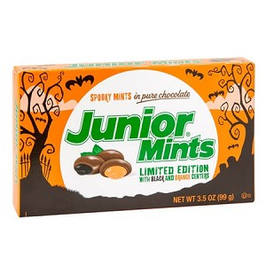 Junior Mints Spooky Mints Theater Box