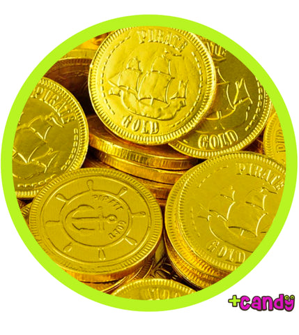 Chocolate Coins [500g]