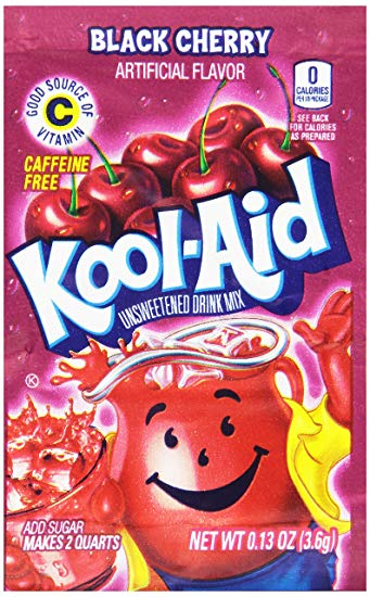 Kool Aid - Black Cherry