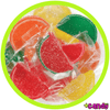 Wrapped Assorted Jelly Fruit Slices [500g]