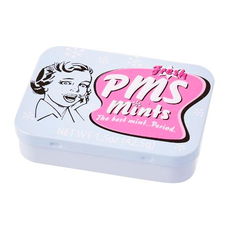 Boston America: PMS Mints