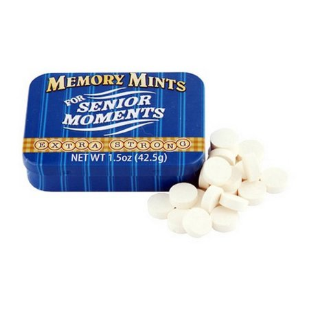Boston America: Memory Mints for Senior Moments