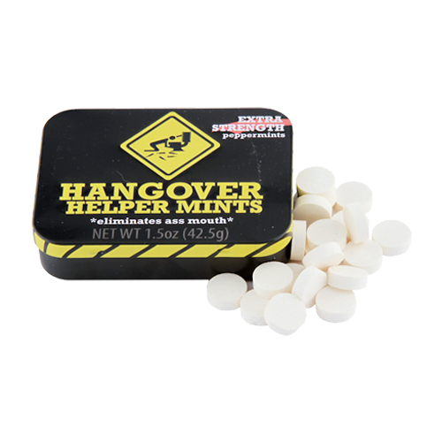 Boston America: Hangover Helper Mints