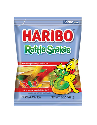 Haribo Rattle Snakes  [142g] - USA
