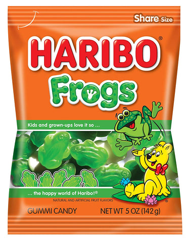 Haribo Frogs  [142g] - USA
