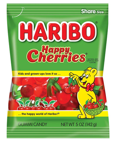 Haribo Happy Cherries  [142g] - USA