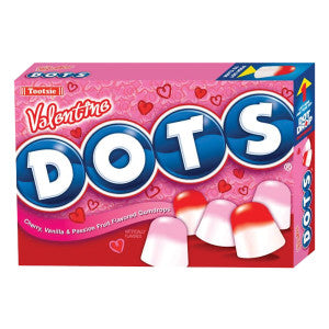 Dots Valentine Theater Box