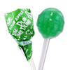 Dum Dum Color Party Bag Bright Green Sour Apple