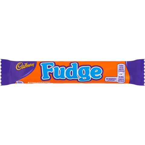 Cadburry Fudge - Plus Candy