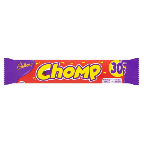 Cadbury Chomp - Plus Candy