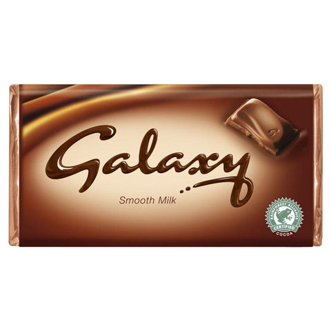 Galaxy Smooth Milk [114g] - Plus Candy