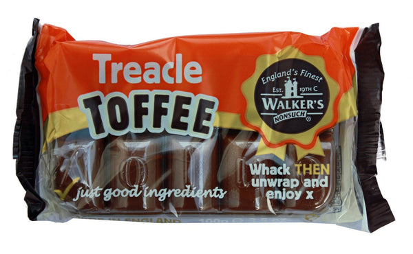 Walker's Treacle Toffee
