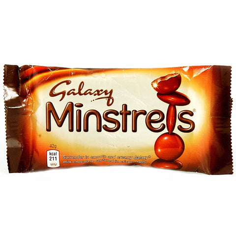 Galaxy Minstrels - Plus Candy