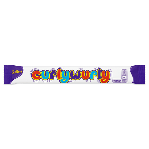 Cadbury Curly Wurly - Plus Candy