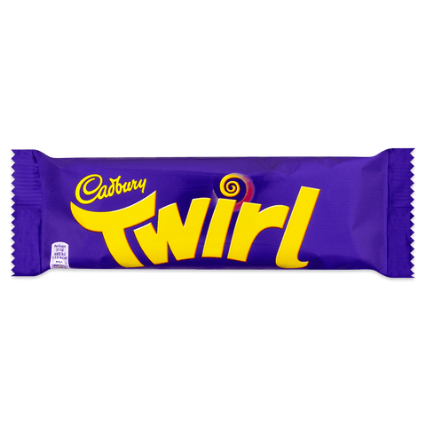 Cadbury Twirl - Plus Candy