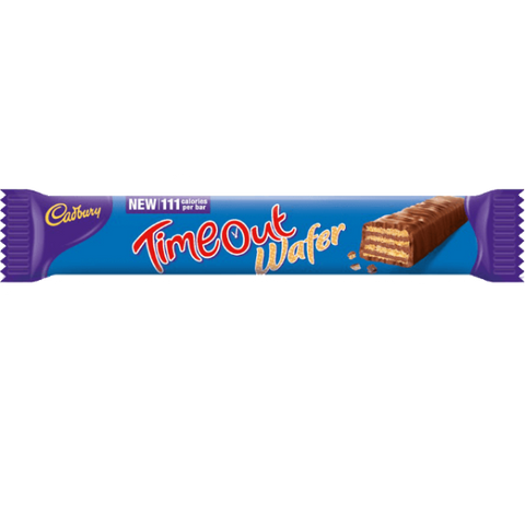 Cadbury Time Out Wafer - Plus Candy