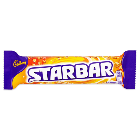 Cadbury Starbar - Plus Candy