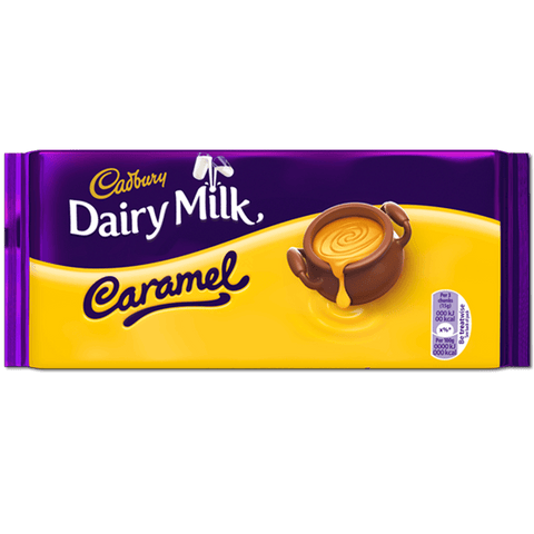 Cadbury Dairy Milk Caramel (UK) [200g]