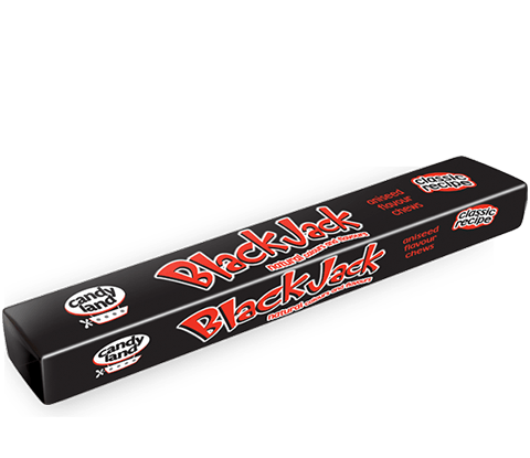 Barratt Black Jack Stick - Plus Candy
