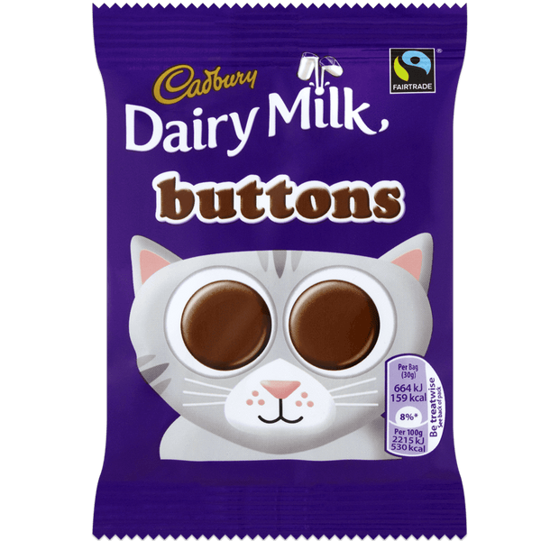 Cadbury Buttons (UK)