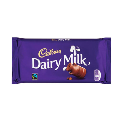 Cadbury Dairy Milk (UK) [200g]
