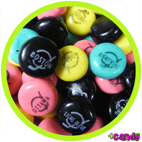 Gum Hockey Puck [500g] - Plus Candy