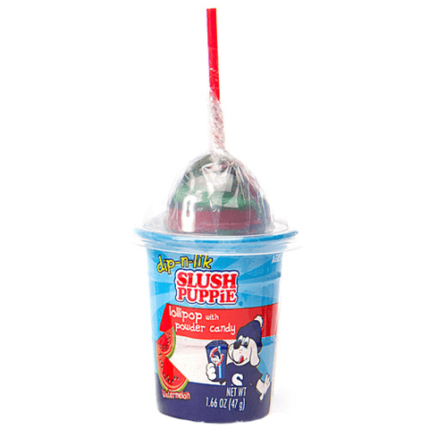 Slush Puppie Dip-N-Lick - Assorted