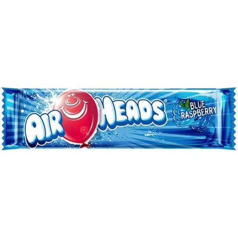 Airheads - Blue Raspberry - Plus Candy
