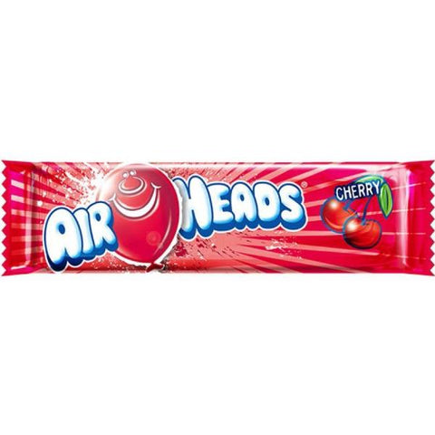 Airheads - Cherry - Plus Candy