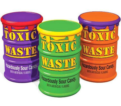 Toxic Waste Drum Special Edition
