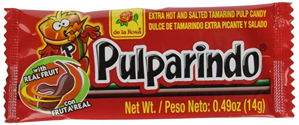 Pulparindo Extra Hot   [14g] Mexican