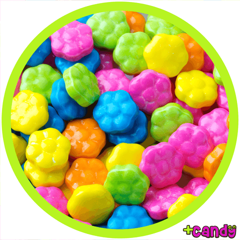 Flower Pressed Candy [500g] - Plus Candy