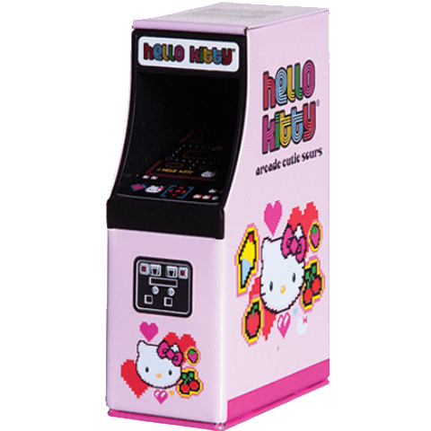 Hello Kitty Arcade Cherry Sours