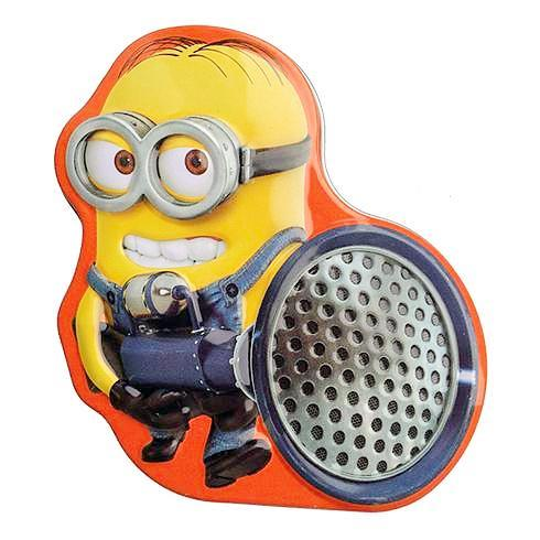 Minions Fart Gun Candy Tin